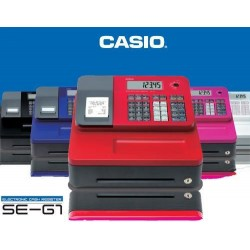 REGISTRADORA CASIO SE-G1