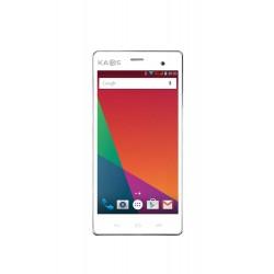 """Master Phone K5 Kaos 5"""" 8GB ROM 1GB RAM Android 4.4 Blanco"""