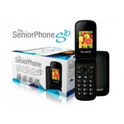 BIWOND S10 DUAL SIM+CAMARA+BLUETOOTH+RADIO FLIP SENIORPHONE NEGR