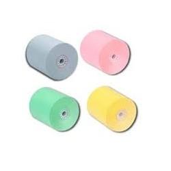 Caja de 48 Rollos de Papel Térmico Colores Surtidos 80×80